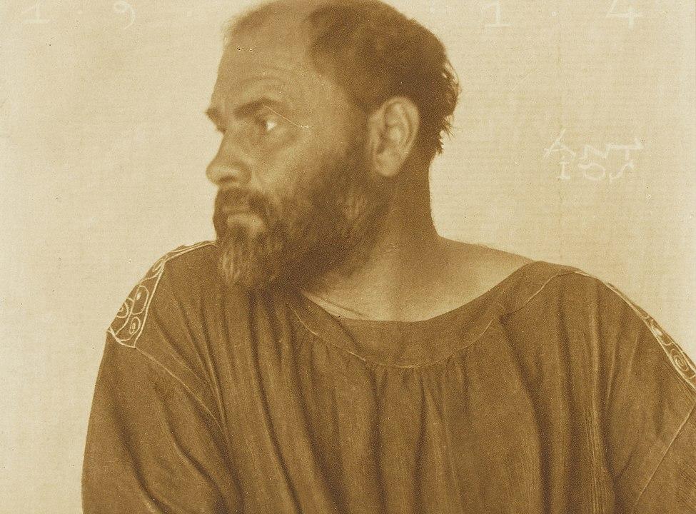 Gustav Klimt Kurzbiografie